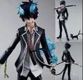 Ao no Exorcist Anime figura Figuart azul exorcista exorcista azul Rin Okumura 23 cm PVC figuras de ação brinquedos japonês Anime figuras