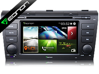 7 Special Car DVD GPS SAT NAV stereo head Unit for Mazda 3 2004/2005/2006/2007/2008/2009 Dual Can Bus System & ARM11 Processor
