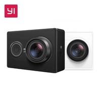 International Edition Original Xiaoyi YI Action Camera WiFi BT4 0 16MP 3D Noise Reduction 60FPS