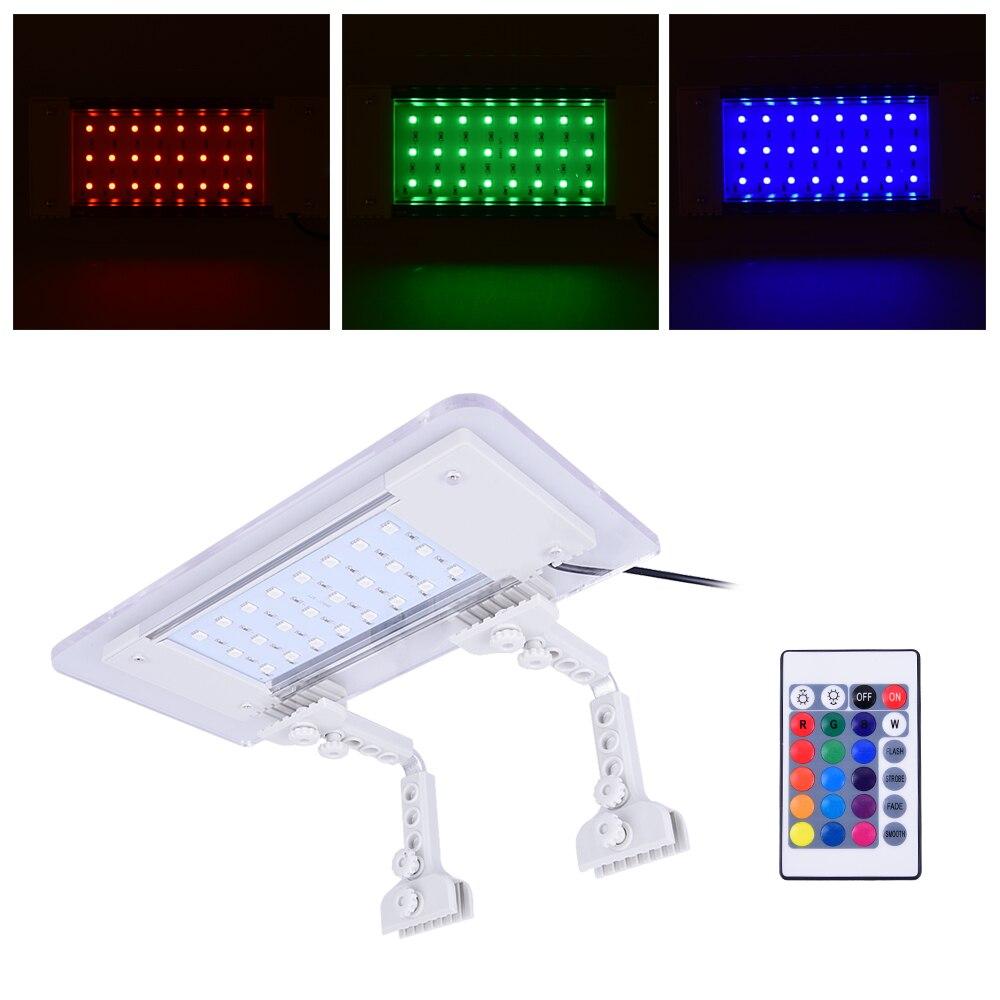 Lumière LED pour aquarium de couvercle de lumière d'éclairages de réservoir de poissons de haute qualité pour des montages de fishbowl appropriés à l'aquarium de 270*470mm