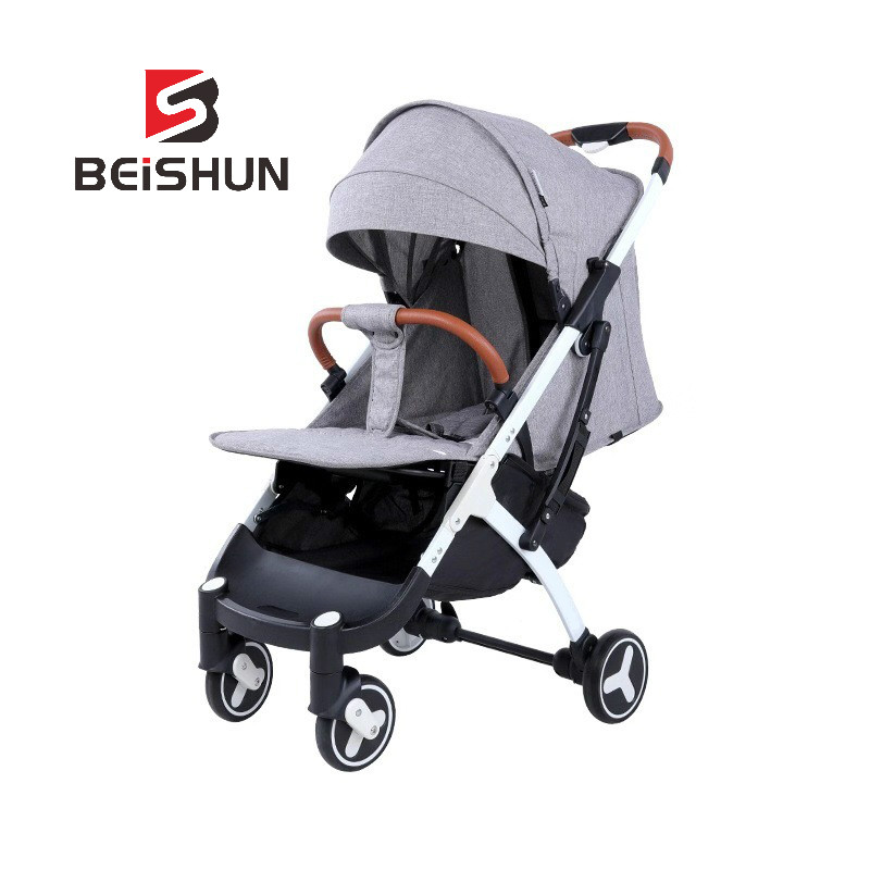 Baby Stroller Folding Portable Bicycle Can Sit Reclining Baby Bicycle