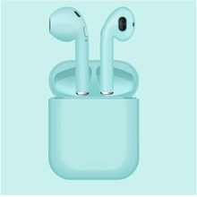 HiFi stereo wireless Bluetooth 5.0 headset Noise Cancelling Headphone Sport Handsfree Earbuds with power bank charging box eh* ttlife hifi stereo music headset bluetooth 4 2 wireless headphone noise cancelling handsfree sports earbuds with mic for iphone