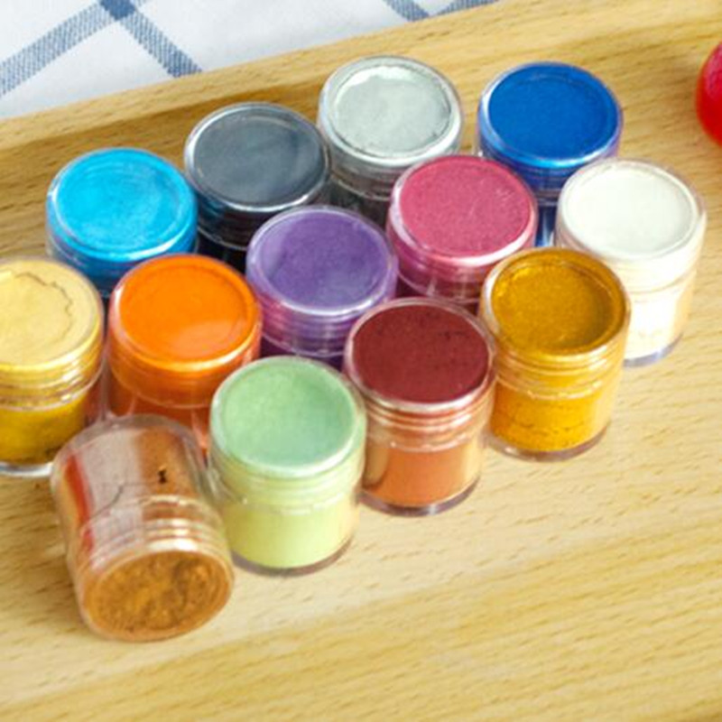 Fondant Pigment Color Food Coloring optional Colorful Powder Macaron ...
