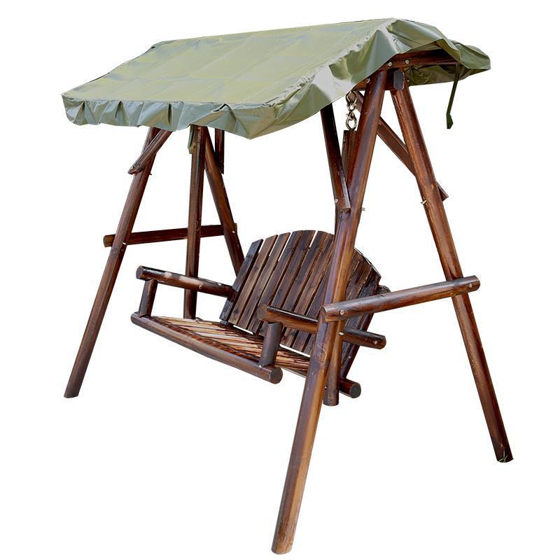 Giardino Salon Exterieur À Bascule Mobilya mobilier d'extérieur Mueble De Jardin Bois Shabby Chic Fauteuil Suspendu Rétro balançoire De Jardin