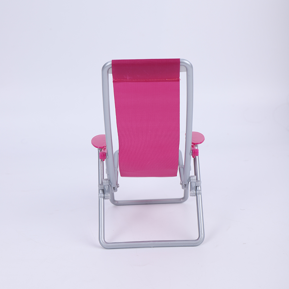 Cataleya BJD Doll 1/6 Swimming Folding Chair Accessories House Pink Rose Beach Chair Selling at a loss is only for a few days 2