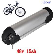 48 В использовать samsung ячейки battery48V 15AH воды литиевый аккумулятор в колбе 48 В 15AH электрический велосипед батареи для 48 В 500 Вт 750 Вт 1000 Вт двигателя