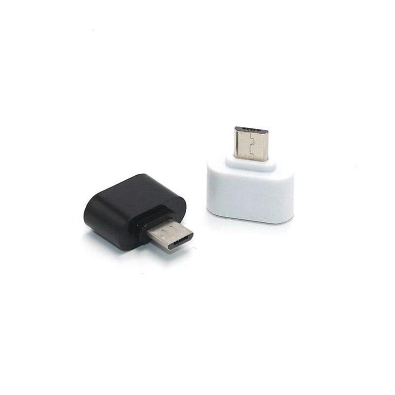 100 pcs Micro USB/Type-C à OTG USB Port Adatper Convertisseur Connecteur pour Téléphones Tablet