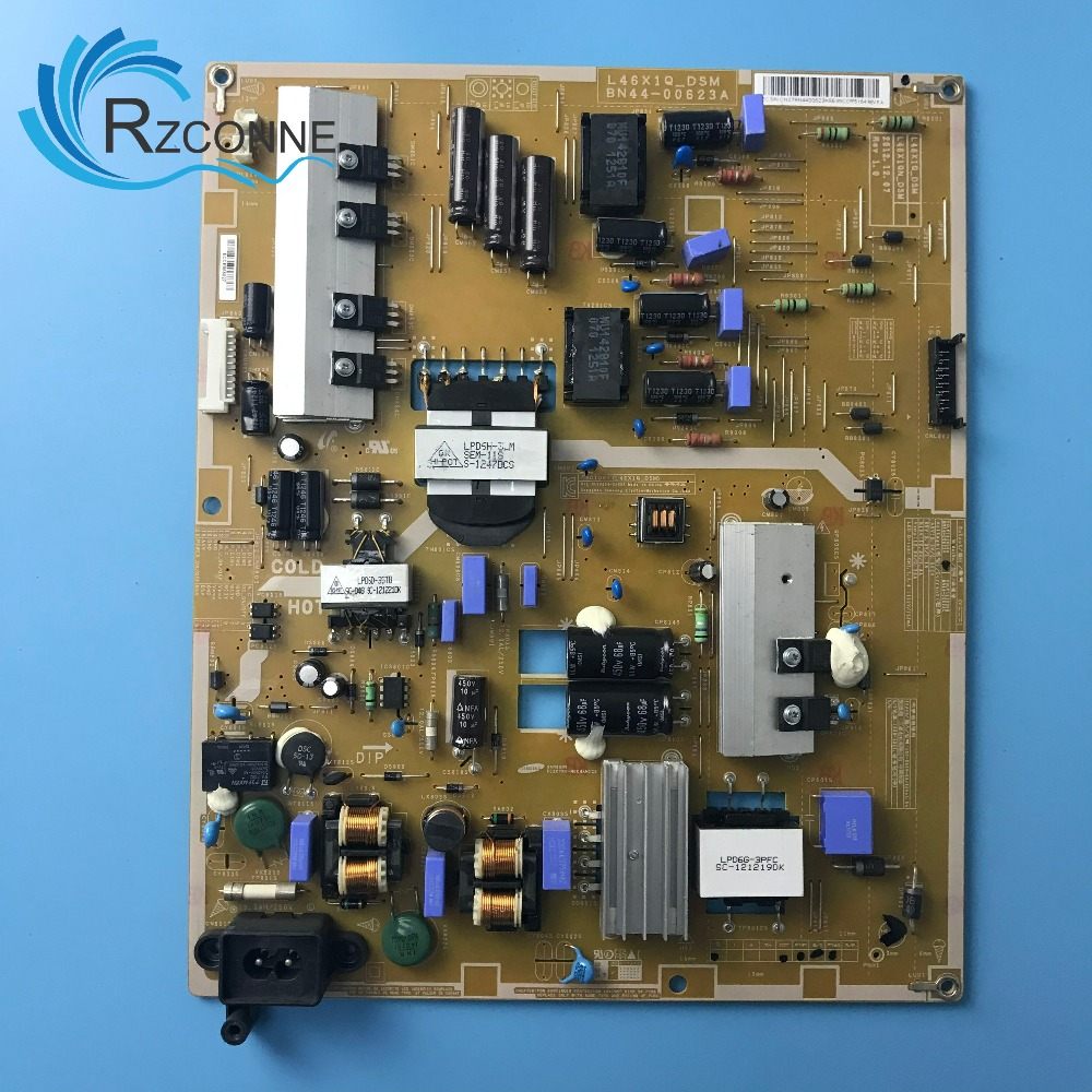 Power Board Card Supply For Samsung 46 TV BN44-00623A 46X1Q_DSM UA46F6400AJ UN46F6800AF BN44-00623DPower Board Card Supply For Samsung 46 TV BN44-00623A 46X1Q_DSM UA46F6400AJ UN46F6800AF BN44-00623D