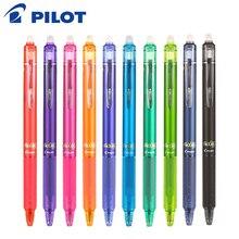 12x 格納式フリクション消去可能なペン 0.7 / 0.5 ノッククリッカーパイロット LFBK 23F / LFBK 23EF 10 色選択する