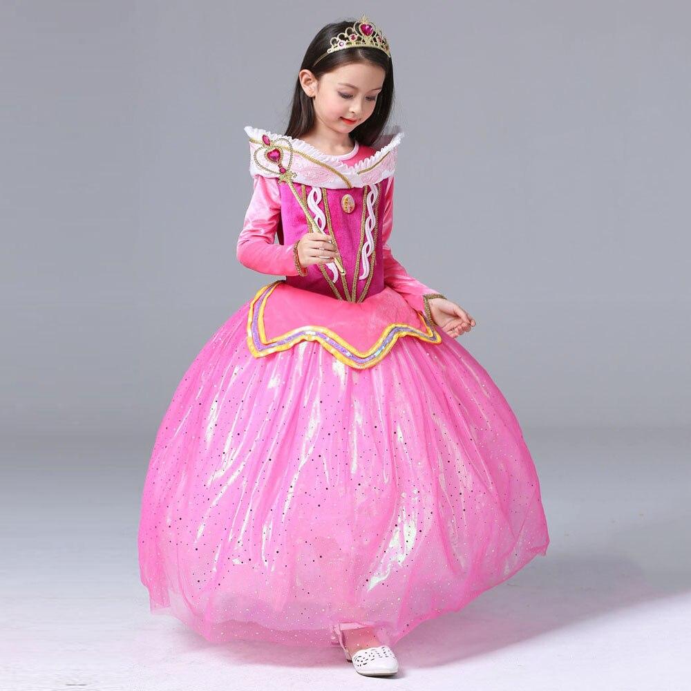 La bella durmiente princesa aurora dress princesa aurora cosplay ...