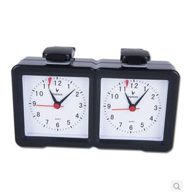 7f33196ea84 Esporte Cronômetro Temporizador Profissional Quarz Relógio De Xadrez  Analógico I-ir Contagem Up Down Temporizador