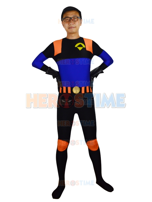 Custom Strong Male Original Superhero Costume halloween cosplay mens costumes zentai suit for adult/kids hot sale free shipping