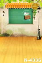 Vinyl Backdrops For Photography 1.5x2m fundo fotografico Newborn Top Quality Yellow Wood Floor And White Wall Photo Backgrounds