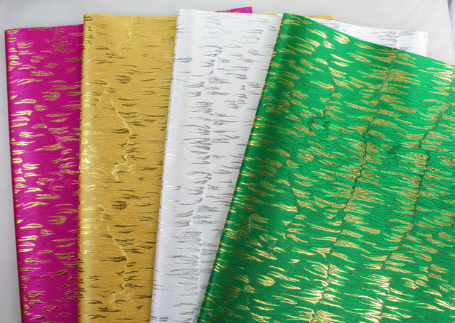 African Sego headtie,Head Gear,Sego Gele & Ipele,HeadTie & Wrapper, 2pcs/bag.LS13 Yellow Color 5