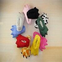 Cute Kigurumi Unicorn Stitch Giraffe Panda Unisex Onesie Shoes Pajamas Animal Onesies Slippers For Women Men