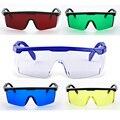 ZK40 Schutzbrille Sicherheit Schweißen Gläser Grün Blau Laser Schutz Auge Tragen Einstellbare Arbeit Lichtdicht Gläser-in Schutzbrille aus Sicherheit und Schutz bei