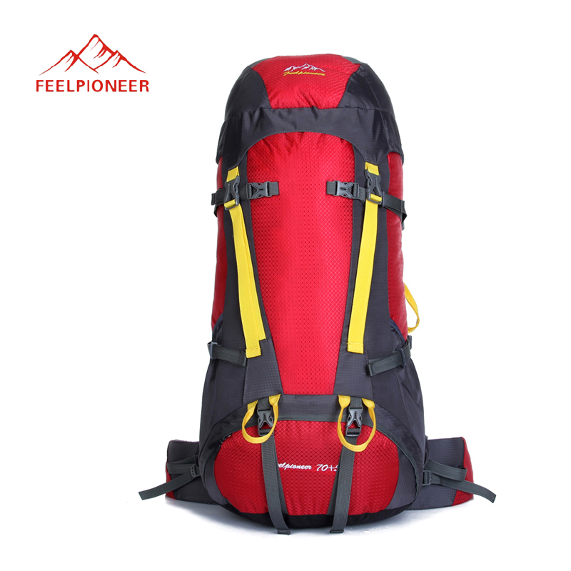 New Arrival Men Women Large Capacity Sport Travel Hiking Backpack Camping Equipment Outd ...