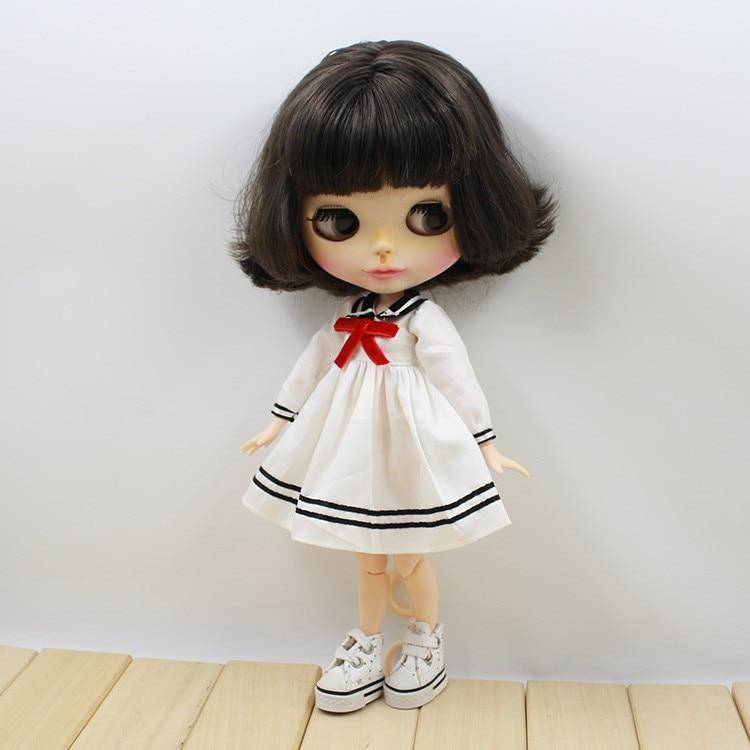 Neo Blythe Doll Sailor Suit 4