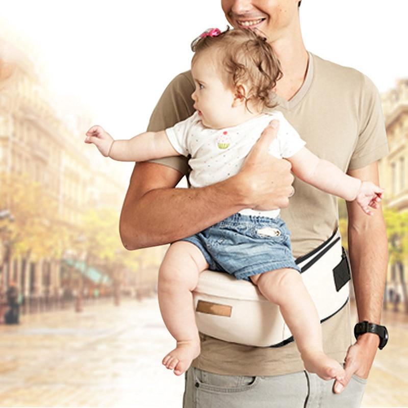 Baby Carrier Hip Seat Stools Lightweight Kids Infant Toddler Waist Seats Belt M09