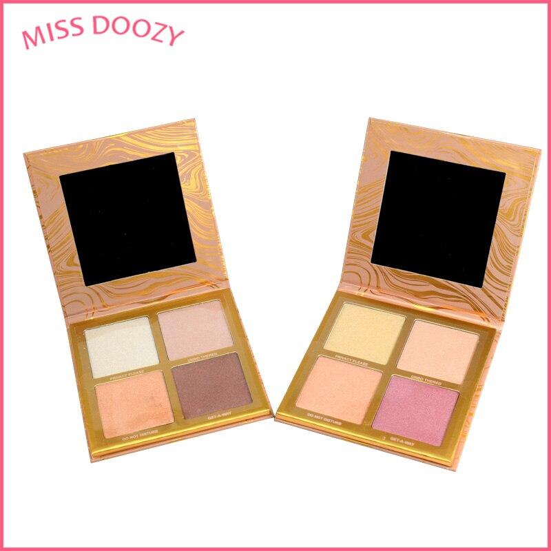 Buy Miss rose #1 24 colors metallic eyeshadow palette