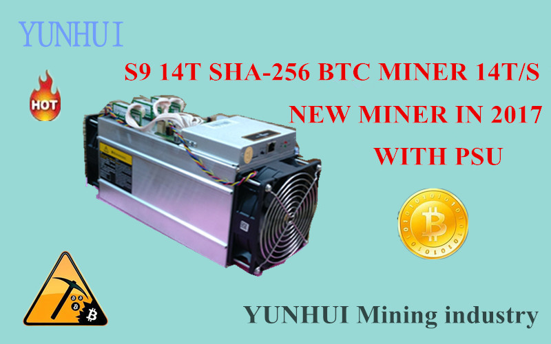 antminer s9 14t
