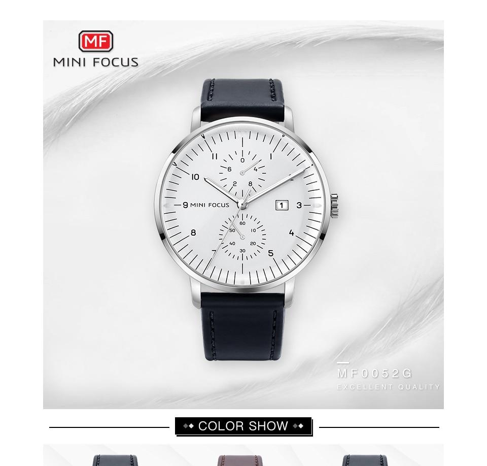 HTB1E1Eijr5YBuNjSspoq6zeNFXaf MINI FOCUS Mens Watches Top Brand Luxury Quartz Watch Men Calendar Bussiness Leather relogio masculino Waterproof reloj hombre