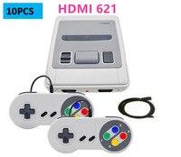 5 120 шт. низкая цена HDMI ретро мини игровой консоли 621 игра встроенный/ТВ игровой консоли