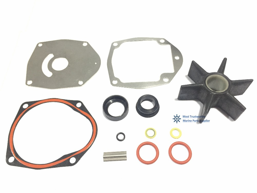 New OEM Water Pump Impeller Repair Kit For Replacement Mercury Mercruiser 47-43026Q06 47-8M0100526
