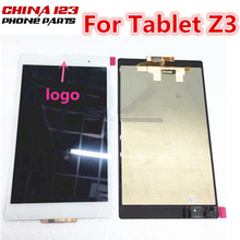 8.0 inch Original LCD display For Sony Xperia Tablet Z3 Compact LCD display SGP611 SGP612 SGP621 assembly LCD Touch screen