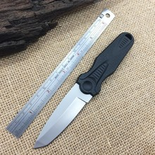 Keel Outdoor Survival Fixed Knives,3CR13 Blade ABS Handle Camping Knife,Hunting Knife,