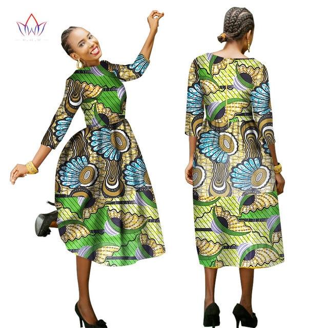 aliexpress : buy bazin riche dresses for wome plus size