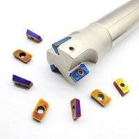 APMT1604 PDER 10PCS+1PCS BAP400R C32 40 300 3T carbide insert for CNC Lathe Milling cutter holder milling tools holder