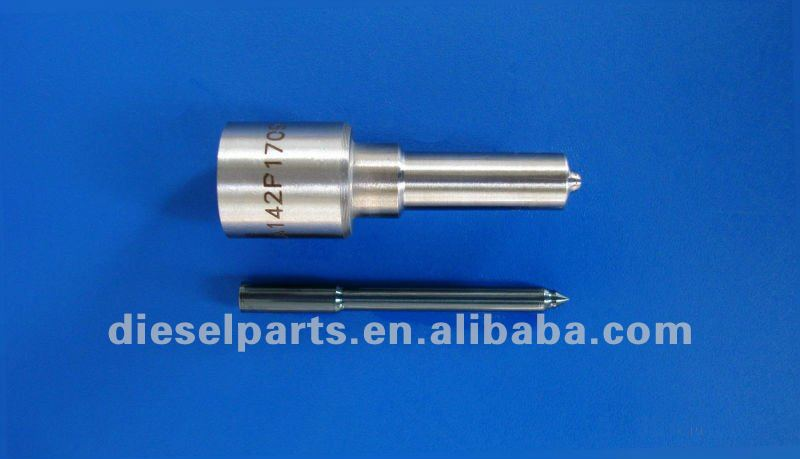 Diesel Engine High Pressure Common Rail Nozzle DLLA142P1709 0433172047 0 433 172 047 for 0445120121 Injector