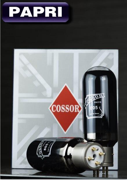 Новые 1 пара Psvane COSSOR 805 вакуум TubesTreasure HIFI замены трубки для аудио DIY гитарного усилителя подобранная пара