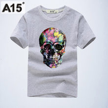 e94c31b5a A15 T-Shirts for Boys Girls Summer T-shirt for Girls 2019 White T Shirt 3D  Printed Children Clothes Age 6 8 10 12 14 Year Design