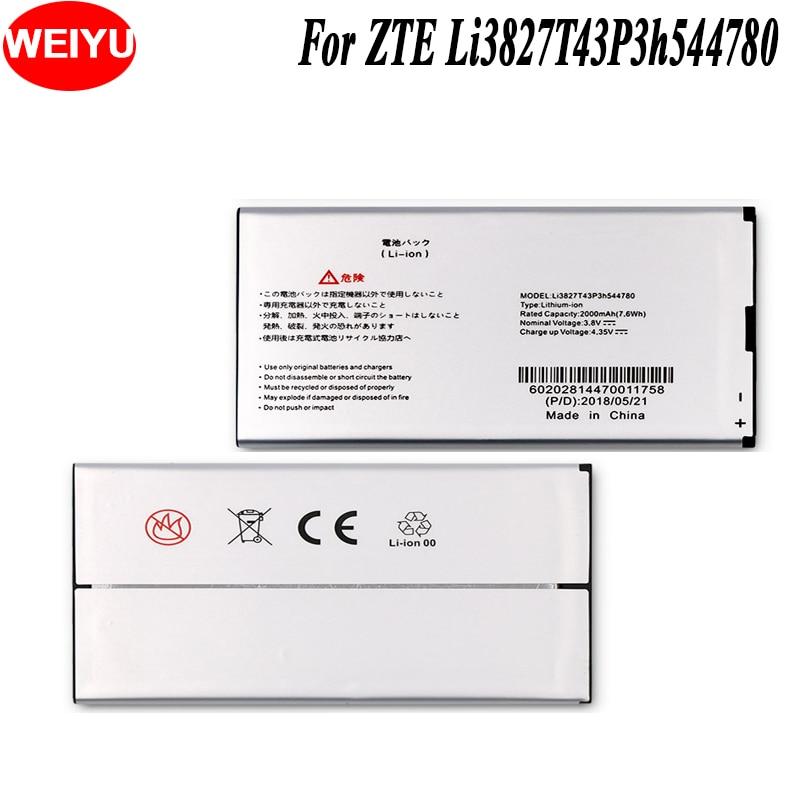 WEIYU 10PCS LOT For ZTE MF975 MF975S Phone Battery