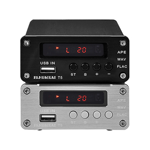 Image 5 - PJ. MIAOLAI SP3306AL APE Lossless מוסיקה נגן HiFi חום דיגיטלי מגבר אופטי קואקסיאלי דיגיטלי מפענח פלט מגבר