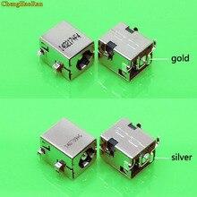 الذهب/الفضة 1 قطعة DC الطاقة وصلة مرفاع ل Asus كمبيوتر محمول A52 A53 K52 K52F K52JR K53E K53S K53SV K53TA k42 K42J K42JC K42JR K42D