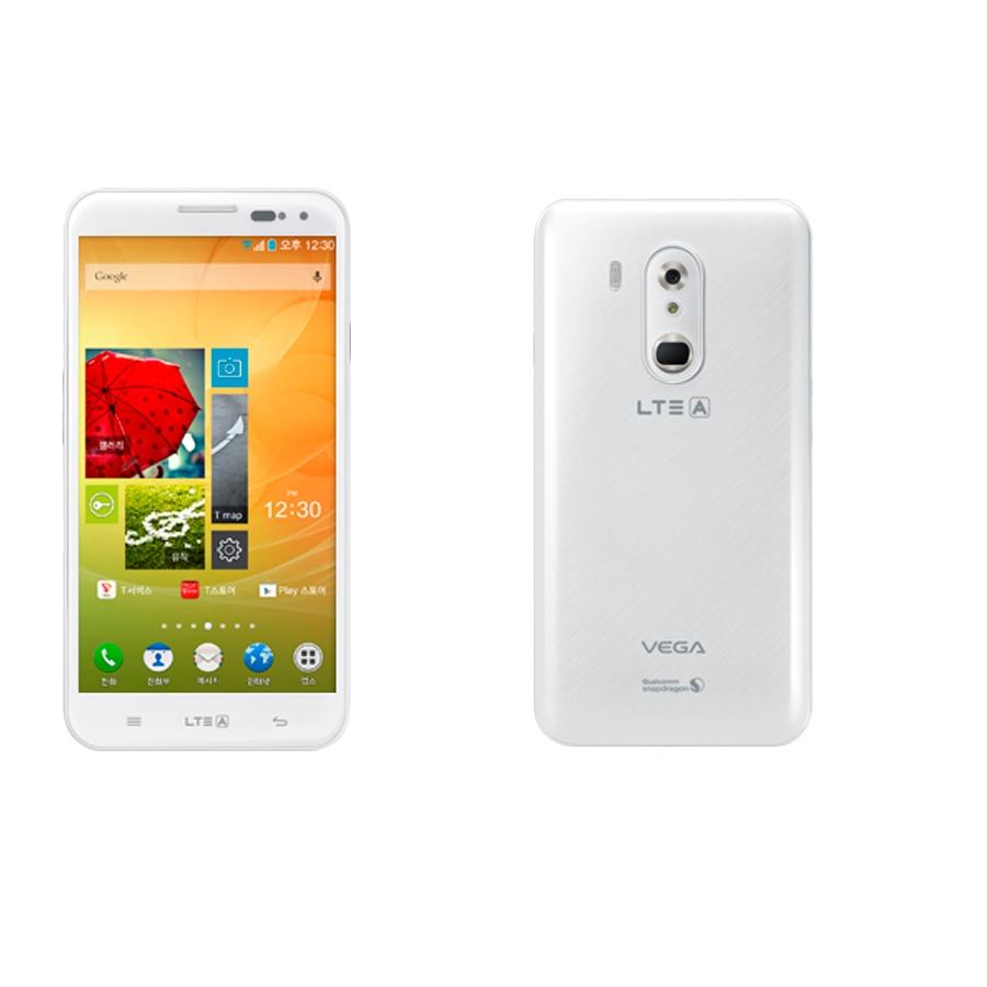 Цена за Оригинальный Телефон Pantech sky Vega A880 5.6 дюймов 1080 P 2 ГБ RAM 16 ГБ ROM задняя сенсорный распознавание отпечатков пальцев смартфон небо