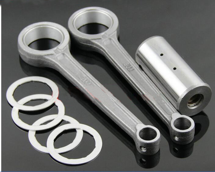 Free shipping Motorcycle crankshaft connecting rod suitable for Yamaha Prince of Prince 250 XV250 Virago русские подарки фотоальбом желтая примула