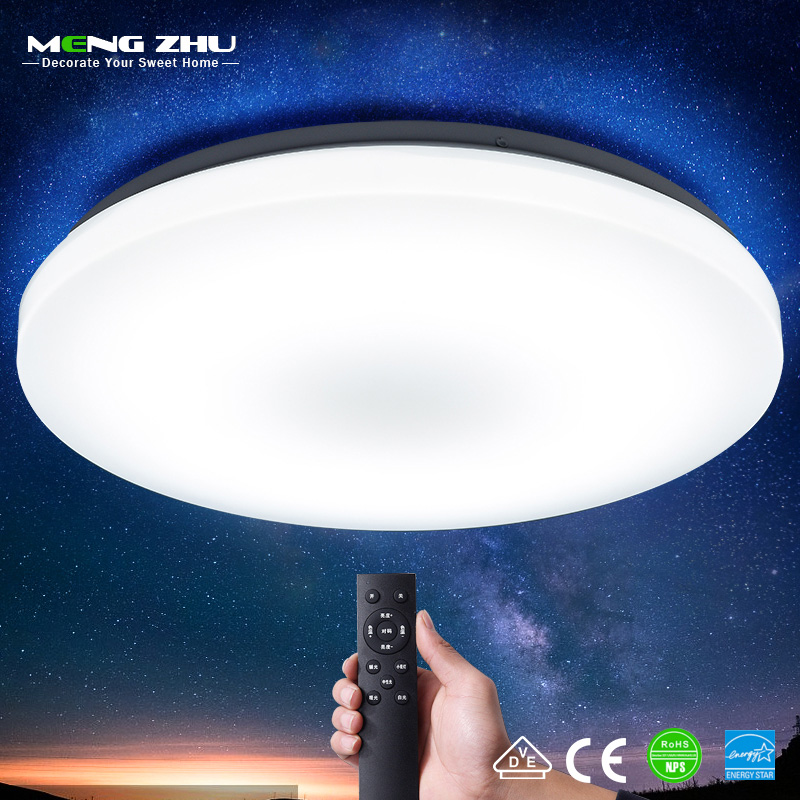 MENGZHU Surface Mounted LED Ceiling Lights Modern Lamp Ceiling Lighting Living Room Lights Led Ceiling Light For Bathroom