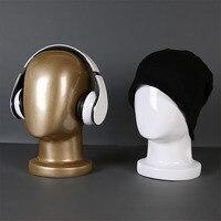 Бесплатная Доставка! Новое поступление из стекловолокна шляпа манекен головы манекена для шляпа Дисплей