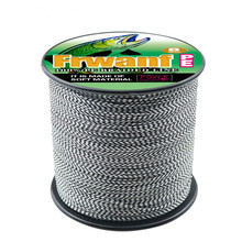 Spot fishing line 500m 1000m super pe wire 8 Strands braided cord mix color 10 20 30 40 50 60 130 150 200 250 300LB