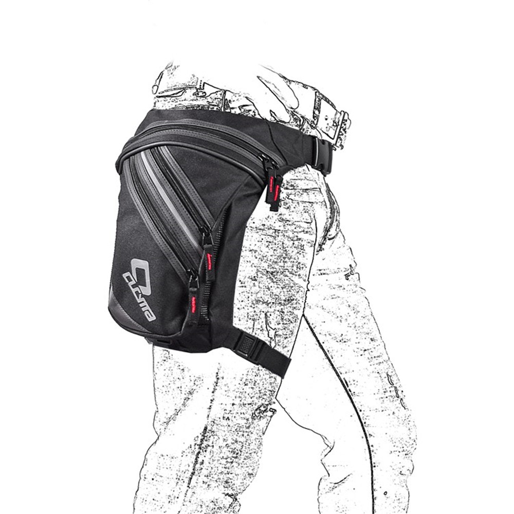 Automobiles & Motorcycles Free Shipping Cucyma Bicycle Riding Waist Bag For Wallet Phone Motorcycle Racing Leg Bag Waist Bag Backpack