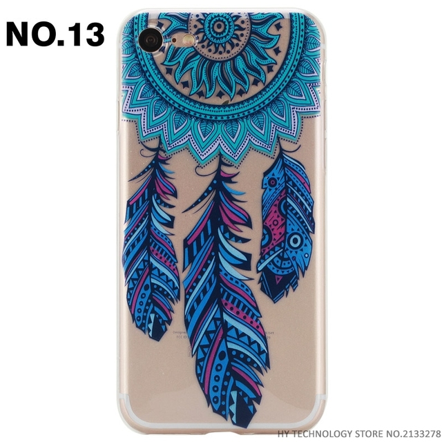 Soft Silicone Flower iPhone Case