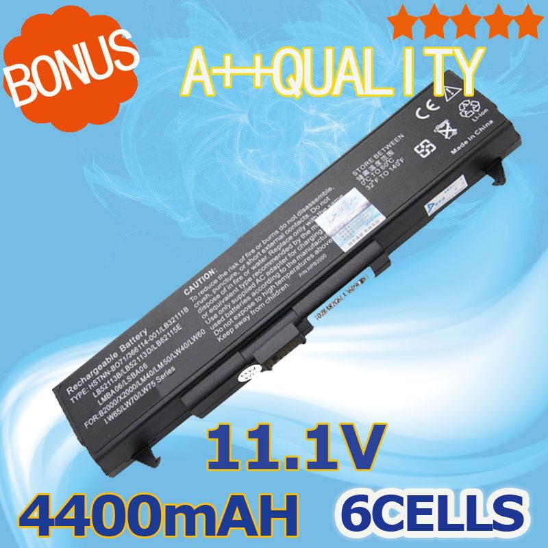 4400mAh Laptop Battery For LG LE50 LS50 Series 366114-001 6911B00116P HSTNN-B071 LB32111B LB32111D LB52113B LB52113D LB62115E