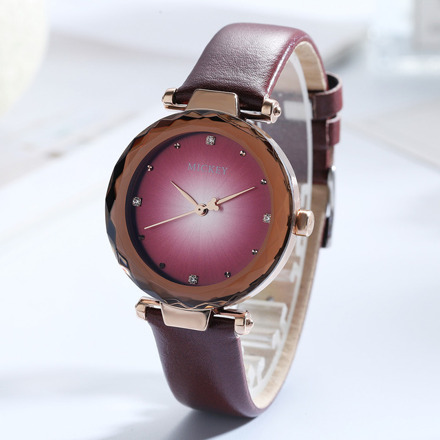 LUXURY Disney Womens Watches FASHION NEW Stylish and Simple Colorful Ladies Watch HIGHT QUALITY Trend Watch Womens Wristwatch