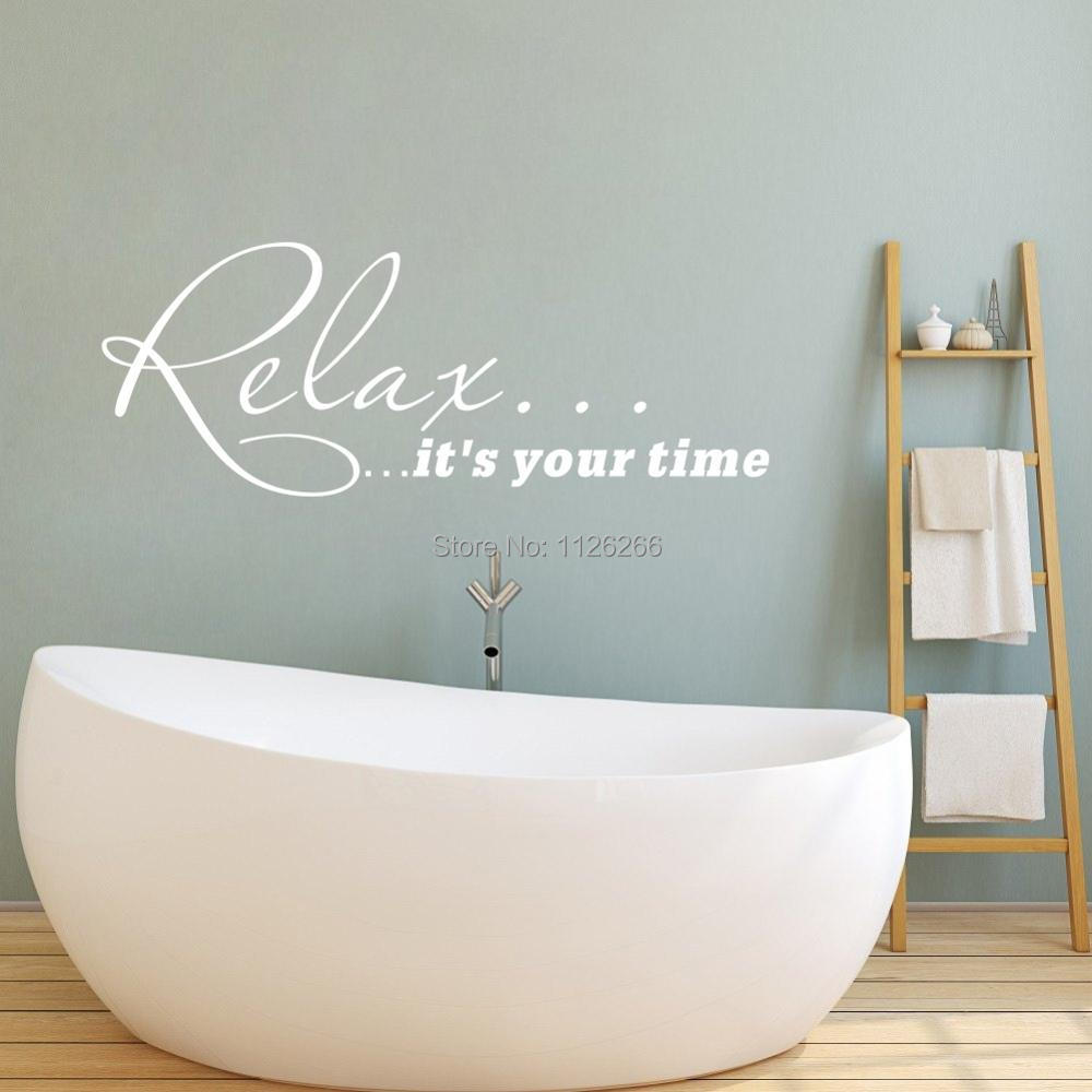 Relax Wall Decal Medium Relax Quote Dictionary definition Decal