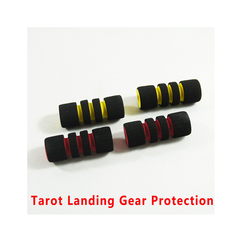 Tarot Landing Gear Foam Sleeve for Tarot 650 680 S500 F450 RC Quadcopter Drone 8mm 10mm 12mm Carbon Fiber Tube Multicopter Frame tarot tl4n003 90 degree large electric retractable landing gear for dia 25mm carbon tube rc diy quadcopter multicopter drone