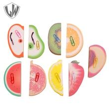 150Pages Fruit Style Memo Pad Cute Kawaii Design School Канцелярские наклейки Наклейки Опубликовать липкие заметки Компания канцелярские наклейки Pad Stickers